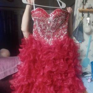 Beautiful never worn prom dress